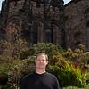 Me at the Edinburgh Castle (8/27/2011)