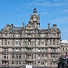 The Balmoral Hotel (8/20/11)<br /> THi s is the hotel we stayed in Edinburgh. I've never been greet more graciously.<br /> Have a great Tuesday,<br /> -Bob