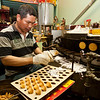 Fortune Cookie Maker<br /> Chinatown, San Francisco<br /> <br /> October 30, 2011
