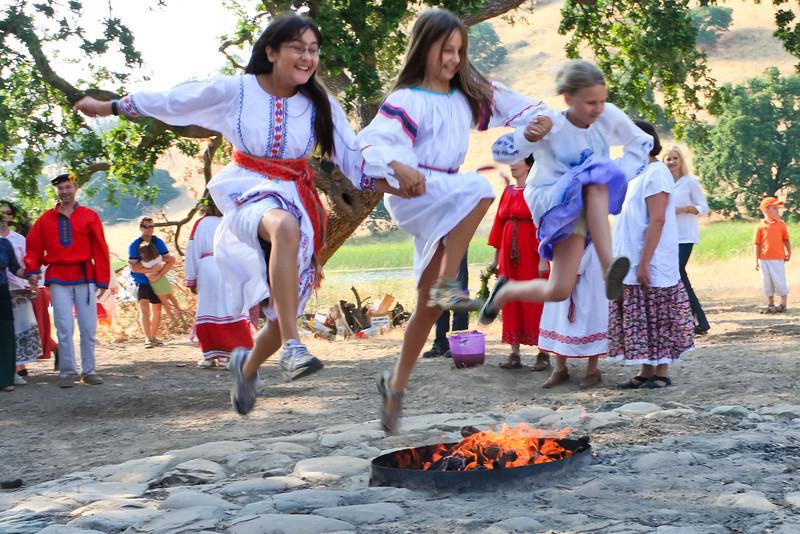 "Jumping over the fire (Ivan Kupala celebration)<br /> <br /> <a href=""http://en.wikipedia.org/wiki/Ivan_Kupala_Day"">http://en.wikipedia.org/wiki/Ivan_Kupala_Day</a><br /> <br /> October 29, 2011"