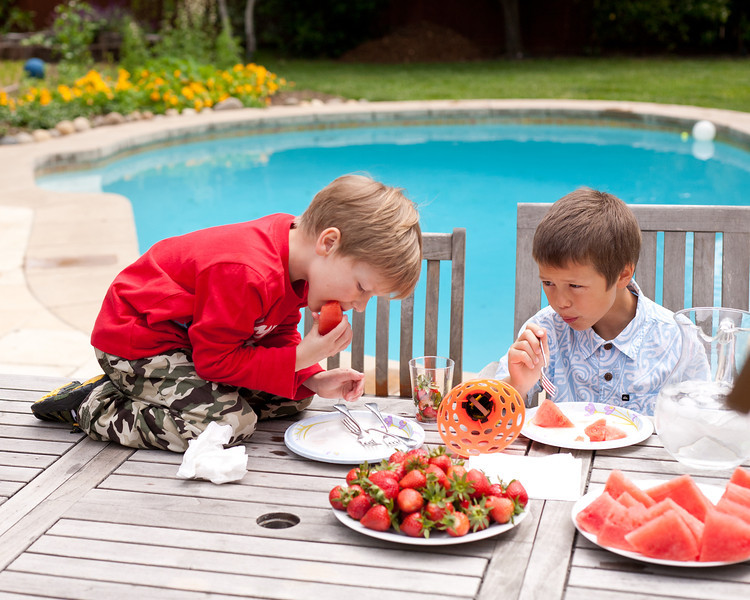 Picnic without adults<br /> <br /> November 1, 2011