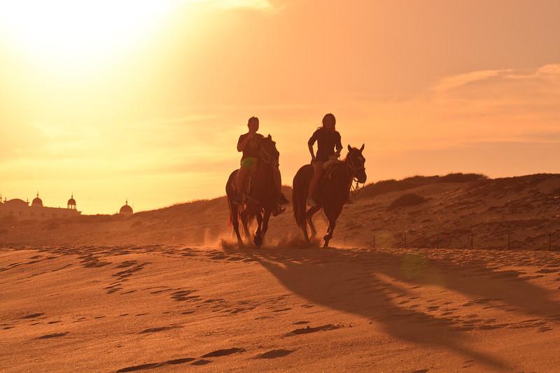 Golden Riders of Cabo San Lucas<br /> <br /> November 7, 2011