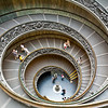 From Heaven to Earth  (Spiral stairs of the Vatican Museums)<br /> <br /> November 9, 2011
