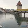Lucerne Home of the world's largest Picasso museum and collection. Also this beautiful covered walking bridge.