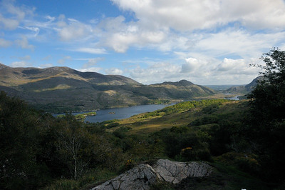 6 Sept: Our second visit to Ladies View in Killarney National Park