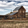 "9/15/11: From my ""Barns of Colorado"" series and shot with Tamron's 18-270mm f/3.5-6.3 Di II VC PZD edit"