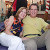 7/2/11: Joe & Mary on Anniversary riding the gondola at the Venetian