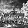 10/24/11: Infrared image shot in Old Town Albuquerque with Tamron's 18-270mm f/3.5-6.3 Di II VC PZD