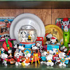 4/15/11: Happy Tax Day. How come all my little Snoopy's don't fit in the same shelf as they did before I moved?
