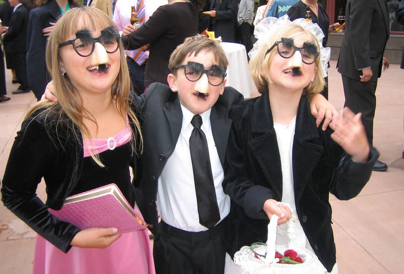 2/28/11: Kids at wedding