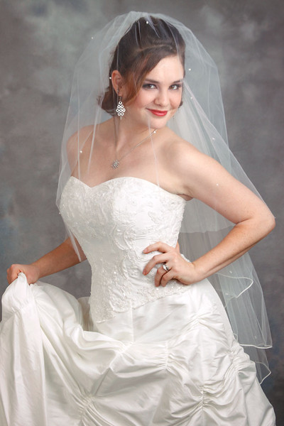 11/9/11: I can't remember the last time I made a bridal portrait but was really pleased with the portraits I made of Courtney on Wednesday.