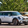 10/1/11: Shooting my MINI Cooper Clubman S while testing Flashpoint II battery-powered strobe