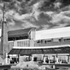 3/2/11: My favorite subject for architectural photography. The Platte Valley Medical Center in Brighton, CO.