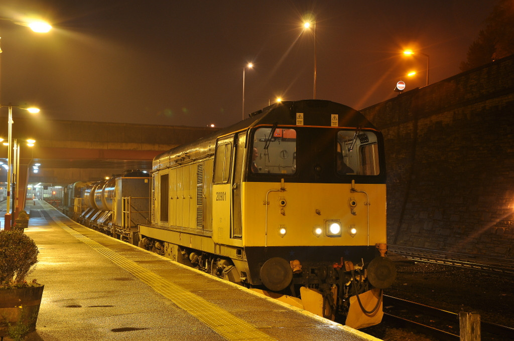 20901 Bradford Interchange 08/11/11