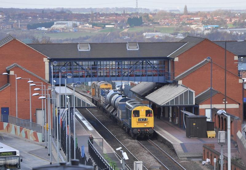 20142 and 20227, Barnsley. 24/11/11.