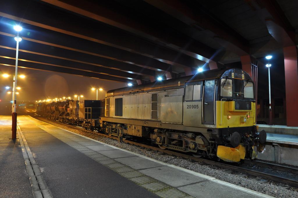 20905 Bradford Interchange 08/11/11