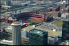 (22Feb11)<br /> <br /> busch stadium, as viewed from the arch, st louis, mo.<br /> <br /> f/16, 1/250s, iso 500.