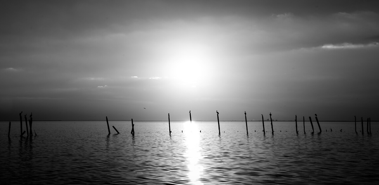 Mercury Sunset