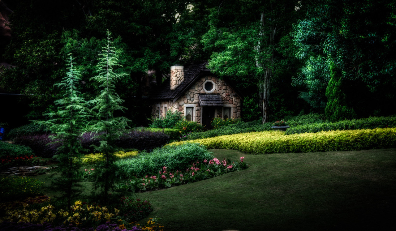 The Stone Cottage in my Mind