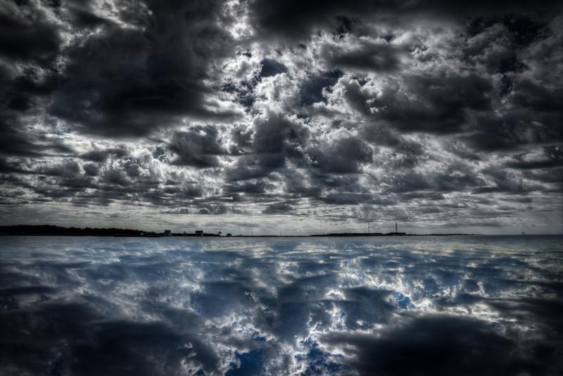 In a Sea of Clouds