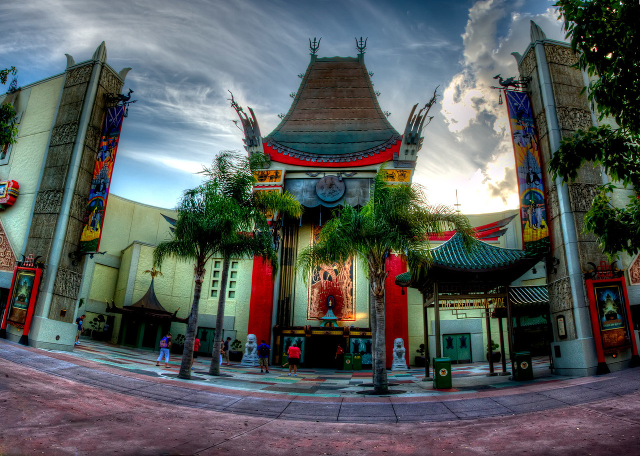 Grauman's Chinese Theatre, Almost