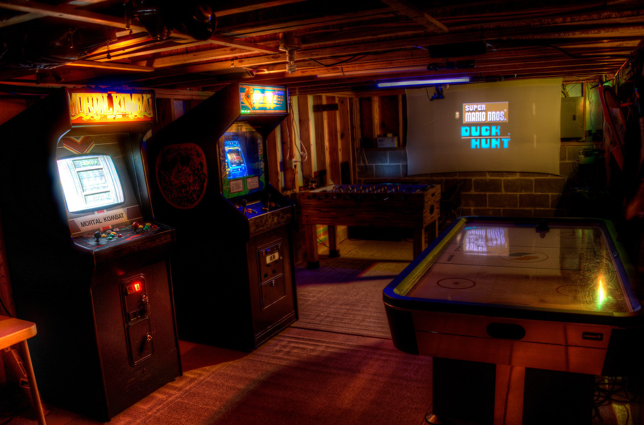 Arcade 1.0