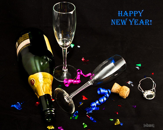 Happy New Year! (1/1/2012) I hope you have a wonderful, happy and prosperous New Year! -Bob