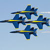 The Blue Angels (11/2/2012)<br /> The blue angels were the highlight of the show and oh what a great show they put on!  This is SOOC with no edits (other than signature).<br /> Have a great Friday!<br /> -Bob