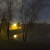 Dreary Night in the Neighborhood (2/21/2012)<br /> It's been raining and misting every evening. Makes for a mysterious night walk.<br /> Have a great Tuesday,<br /> -Bob