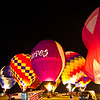 RE/MAX Ballunar Liftoff Festival (10/9/2012)<br /> One of the few shots I took during Friday night balloon glow. We arrived late and didn't have a very good position. We stayed over night for the next days but the next 2 days the festival were rained out. <br /> Have a great day,<br /> -Bob