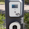 Electric Car Charger (10/29/2012)<br /> These electric car charging stations are showing up a lot in my neighborhood. We have a couple in the mall parking lots, the libraries and some commuter parking lots. I think it's great, but I think the name is even better :).<br /> Have a great Monday,<br /> -Bob