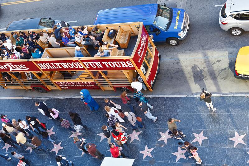 6/07/2012<br /> Hollywood Boulevard, Los Angeles
