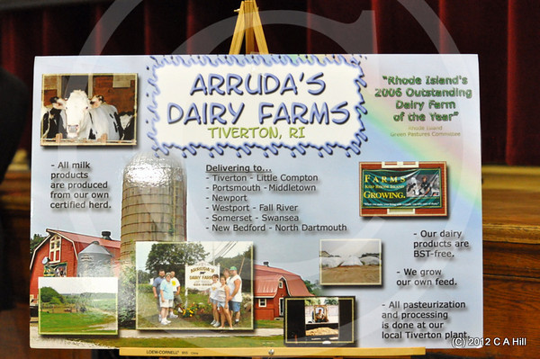 2012 Feb 25 Agriculture & Food Conference