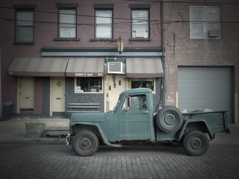 July 9, 2012 ( Taken July 8)<br /> <br /> Sunny's Bar, Red Hook, Brooklyn.