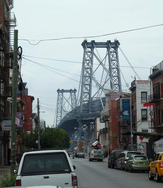 July 15, 2012<br /> <br /> Williamsburg Bridge, Brooklyn.