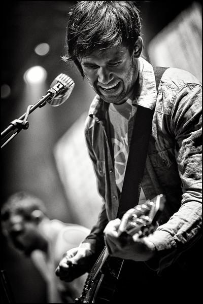 Guitarist Michael Razmandi.