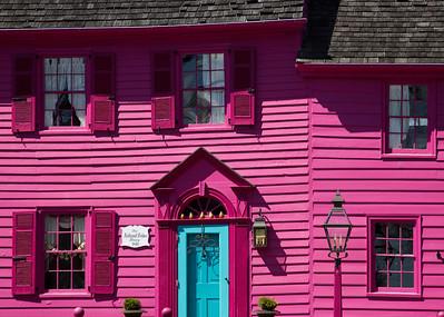 Pink House, Dennisville, New Jersey