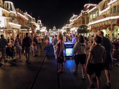 Main Street - Magic Kingdom