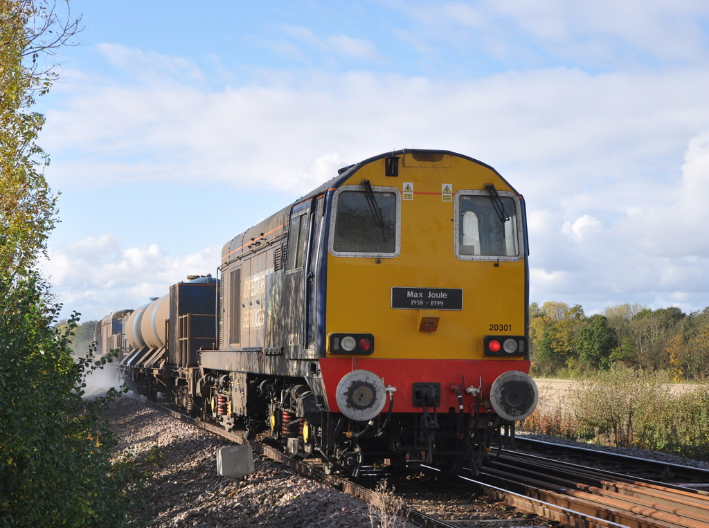 20301, Owston Wood. 26/10/12.