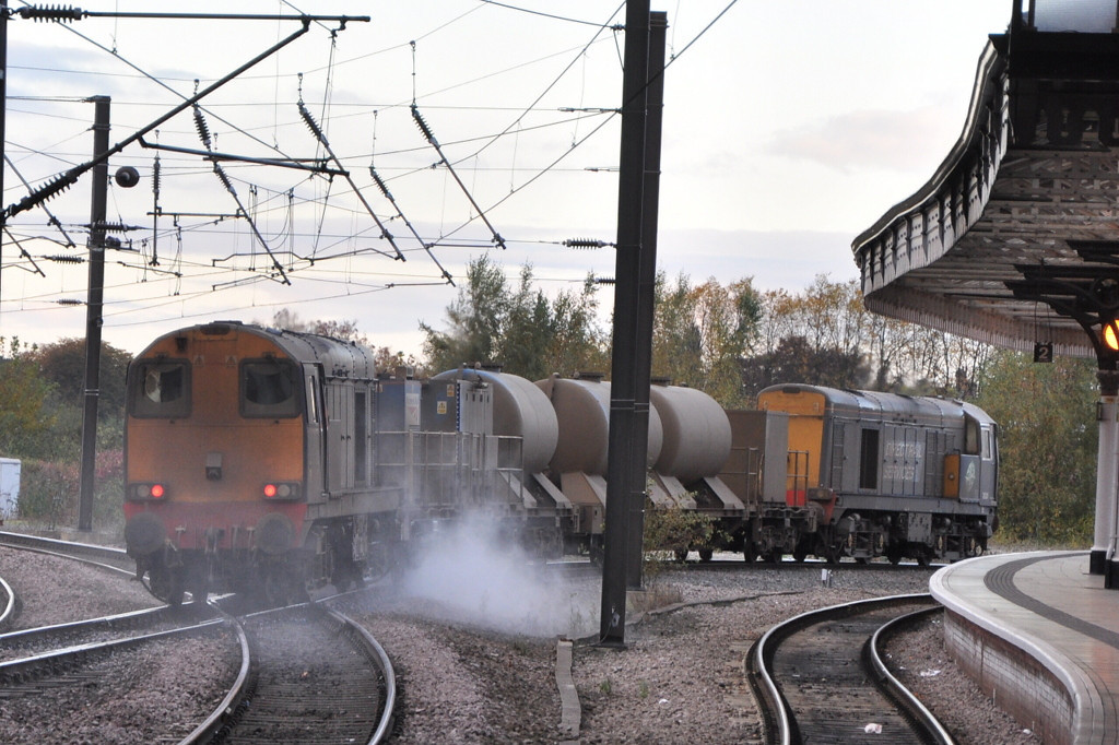 20303 and 20301, York. 26/10/12.