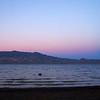 pyramid lake at dawn (symbiosis)