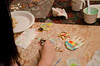 16Dec12<br /> <br /> cookie decorating done right.<br /> <br /> f/4.8, 1/40s, iso 2500.