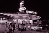 """9Jul12  mel's drive-in, universal studio. my first love was a '55 t-bird, so, naturally i had to stop...  <a href=""""http://carpelumen.smugmug.com/Photography/2011/July11/17760312_G3cPzX/2/1376083699_nBv9pVX/Medium"""">one year ago.</a>  f/3.5, 1/100s, iso 500."""