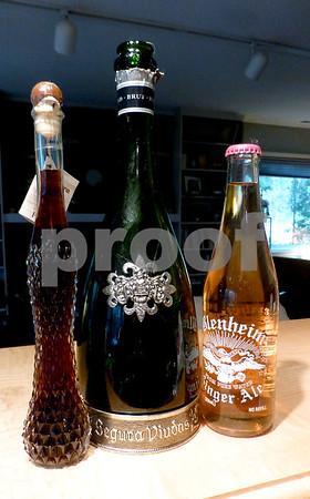M2 Bottles in Artificial light Strand