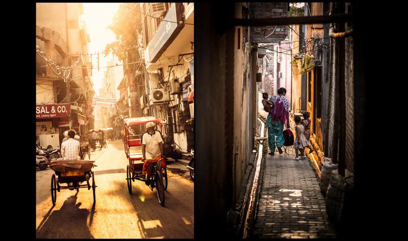 Indian Corridors...