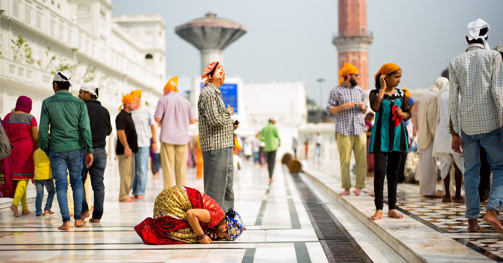 Amritsar, India...