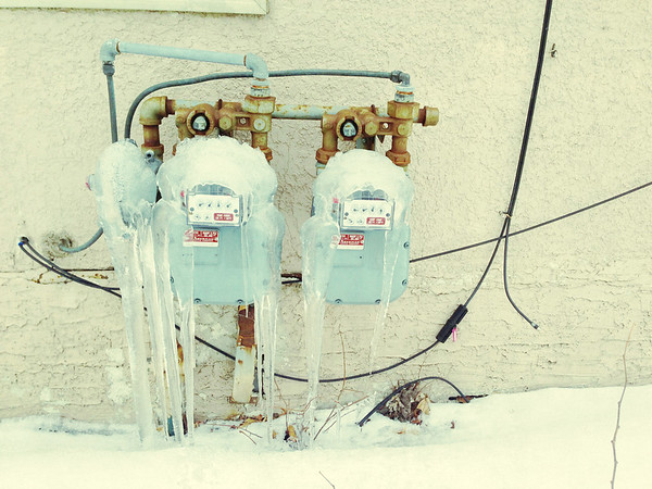 Hard times for gas meters