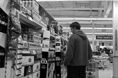 12 Jan 13 – Supermarket Decisions.