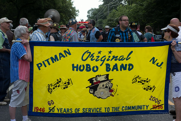 Pitman Original Hobo Band, 2013
