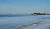 (23Apr13)<br /> <br /> lanier bridge & village pier at low tide.<br /> <br /> f/11, 1/200s, iso 100.